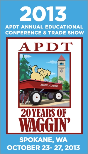 2013 APDT Annual Educational Conference & Trade Show